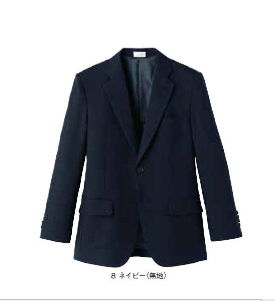 メンズテーラードジャケット【サイズ:S~4L】ポリエステル 100%