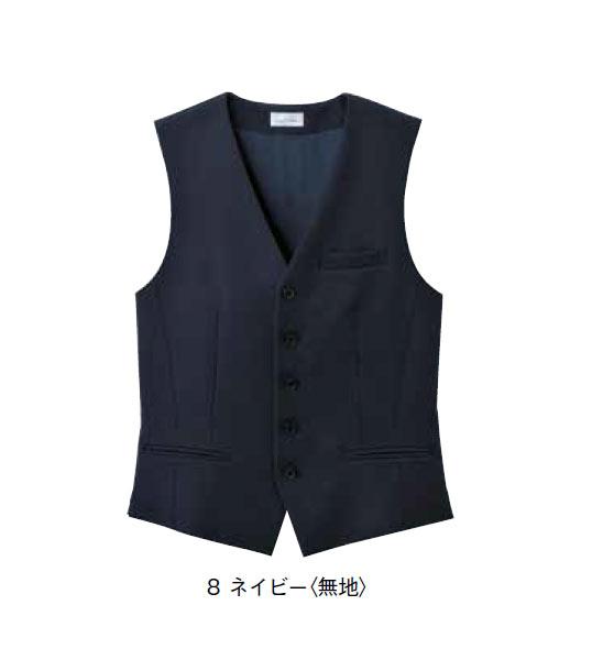 メンズベスト【サイズ:S~4L】ポリエステル 100%