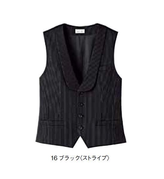 メンズショールカラーベスト【サイズ:S~4L】ポリエステル 98% レイヨン 2%