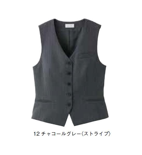 BONMAX レディスベスト【サイズ:5号~17号】ポリエステル98% レイヨン2%