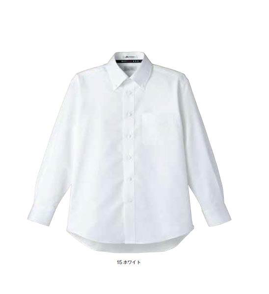 BONMAX メンズ吸汗速乾長袖シャツ【S~4L】/フォーマル/ファイテン