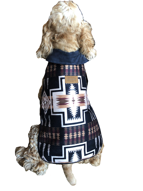 PENDLETON(ペンドルトン)犬用コート HARDING Mサイズ 寒い日のお散歩に!! 中型犬用
