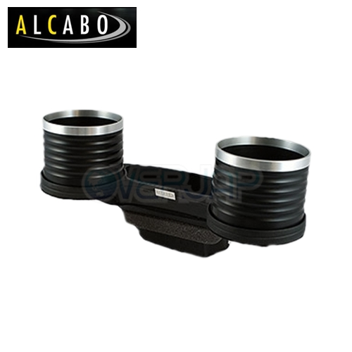 ALCABO/ アルカボ (右/左ハンドル車) (シルバーカップタイプ) E86AL-079S Z4シリーズ 車種専用ドリンクホルダーBMW E85/