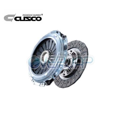 122 022 F CUSCO カッパーシングルディスク&クスコクラッチカバー トヨタ カローラ AE111 4A-GE 1995.5~2000.8 1600 FF