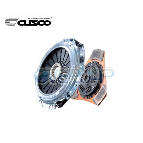 317 022 H CUSCO 薄型メタルディスク&薄型専用カバー ホンダ CR-X デルソル EG2 B16A 1992.3~1997.7 1600 FF