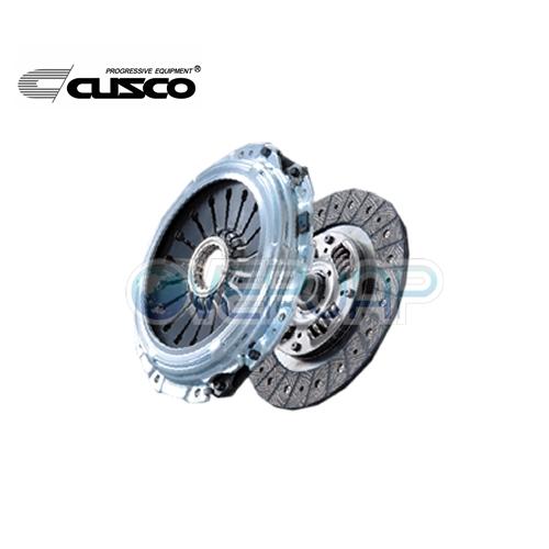 562 022 F CUSCO カッパーシングルディスク&クスコ高圧着クラッチカバー ミツビシ ランサーエボリューション 4 CN9A 4G63 1996.8~1998.1 2000T 4WD