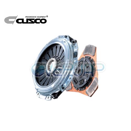 562 022 G CUSCO メタルディスク&クスコ高圧着クラッチカバー ミツビシ ランサーエボリューション 5 CP9A 4G63 1998.1~1999.1 2000T 4WD