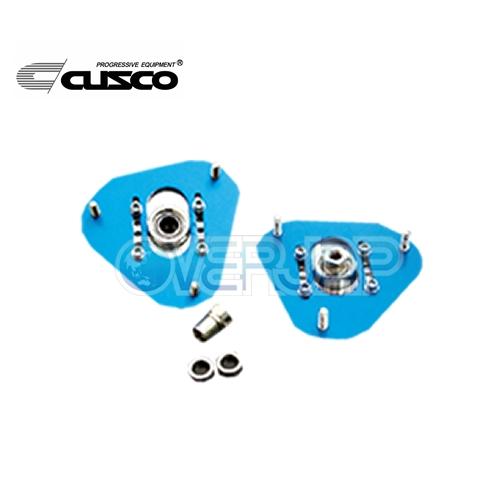 658 420 A CUSCO ピロボールアッパーマウント リア スバル インプレッサ WRX GDA 2000.8~2007.6 EJ20 2000T 4WD 【ショックネジサイズ確認必要】