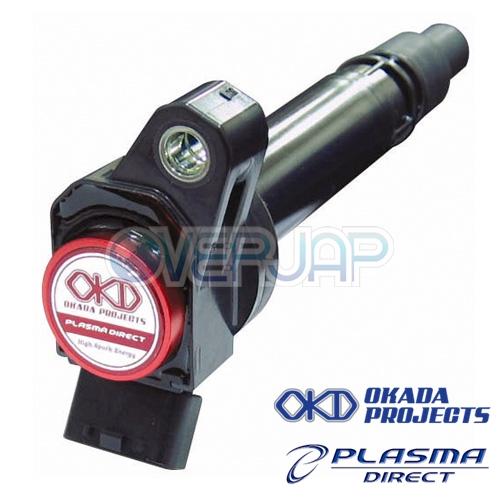 SD206061R OKADA PROJECTS プラズマダイレクト トヨタ マークX 2500 GRX120/125 4GR-FSE 2004/11~2009/10