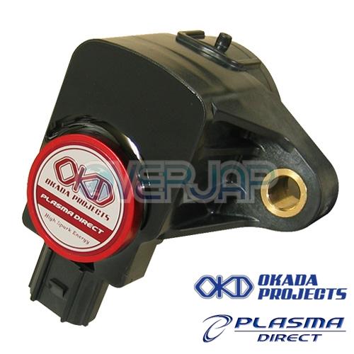 SD224061R OKADA PROJECTS プラズマダイレクト ホンダ CR-Z 1500 ZF1/2 LEA-MF6 2010/2~