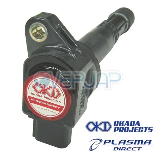 【予約受付中】 SD224021R OKADA アコードユーロR ホンダ PROJECTS プラズマダイレクト ホンダ CL7 アコードユーロR 2000 CL7 K20A 2002/10~2008/12, 山本郡:74bd241e --- ip104.ip-51-83-27.eu