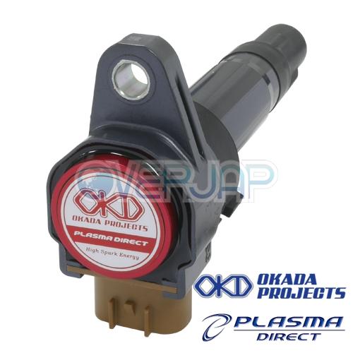 SD263011R OKADA PROJECTS プラズマダイレクト スズキ ワゴンR スティングレー 660 MH22S K6A(ターボ) 2007/2~2008/9