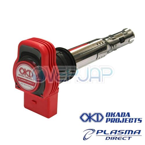 SD336101R OKADA PROJECTS プラズマダイレクト アウディ SQ5 3.0L V6 SC CTX 2013~