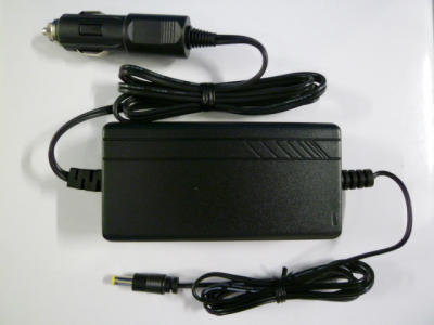 HIDハンディライトLM415用オプション/DC充電器(車載用)[注意:HIDハンディライトLM415本体は含まれていません]