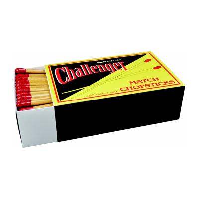 マッチのような箸【マッチ箸】[パッケージ:Challenger(チャレンジャー)]
