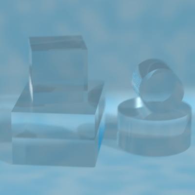 ☆石英部材加工の材料として 石英ガラスブロック 正規激安 150mm×100mm×50mm 大特価!! 研磨仕上げ 合成石英