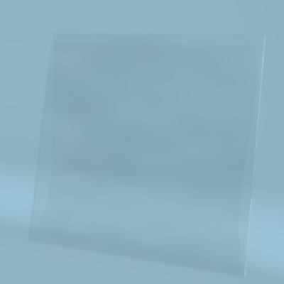石英ガラス板(75mm角/板厚2mm)[焼き仕上げ]