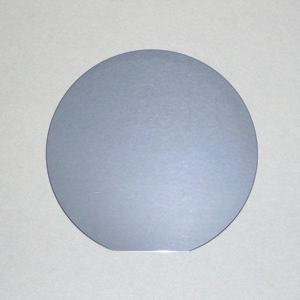 5インチシリコンウエハー(5インチコインロールウエハー/裏面膜付き)[数量:6枚組][表面仕様:裏面膜付き/表面鏡面(キズあり)][その他詳細仕様:不明]