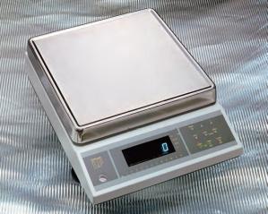 電子天びん【LF-12】(ひょう量12kg、最小表示1g)[電子天びんLF型]