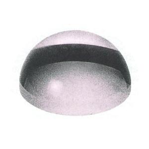 半球レンズ[外径:φ7mm][焦点距離:6.77mm][材質:BK-7]
