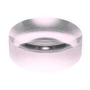 合成石英平凹レンズ[外径:φ30mm][材質:合成石英][受注生産品]