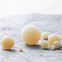 球体[素材:ナイロン(PA66)][直径:φ7/8インチ][基準寸法:22.2250mm][数量:10個組][在庫種別:標準在庫品]