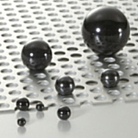 ☆趣味の素材として 実務の素材として 球体 素材:窒化ケイ素 未使用 直径:φ3 基準寸法:4.7625mm 16インチ 在庫種別:標準在庫品 数量:10個組 オンラインショッピング