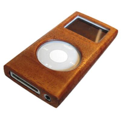 iPod木製ケースiPod nano 1st 用