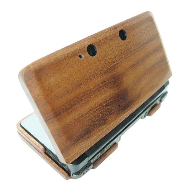 DS木製ケースNintendo 3DS 用