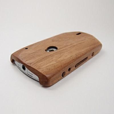 メーカー公式ショップ ≪名入れ 刻印でオリジナル 半額 ≫≪プレゼント用にも ≫☆デジタルをアナログで包む 個性的なハンドメイド 送料無料 木製ケースXPERIA 受注生産品 XPERIA Neo 納期:2~5週間 For Neo対応木製ケース