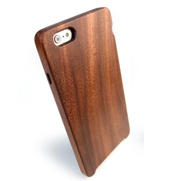 ≪名入れ 刻印でオリジナル ≫≪プレゼント用にも ≫☆デジタルをアナログで包む 個性的なハンドメイド 送料無料 受注生産品 木製ケースiPhone6 公式ショップ ver. Classic 上質 納期:2~5週間 Plus専用木製ケース