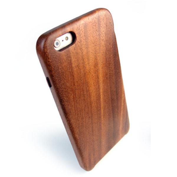 ≪名入れ (訳ありセール 格安) 刻印でオリジナル ≫≪プレゼント用にも ≫☆デジタルをアナログで包む 個性的なハンドメイド 送料無料 木製ケースiPhone6 ver. 6S Plus専用木製ケース 納期:3~5週間 受注生産品 Basic 人気