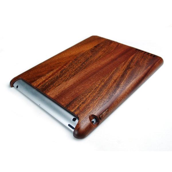 [送料無料!]Apple iPad 4 Retina 第4世代対応木製ケース【For iPad2/新しいiPad 4 Retina】[納期:2~5週間(受注生産品)]
