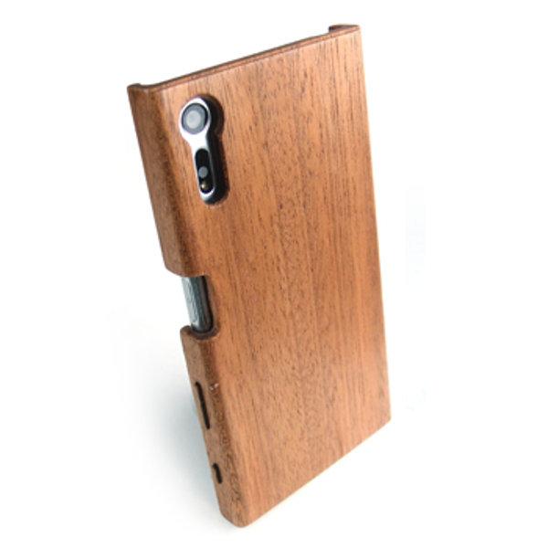[送料無料!]木製ケースXPERIA XZ/XZs専用木製ケース[納期:3~5週間(受注生産品)]