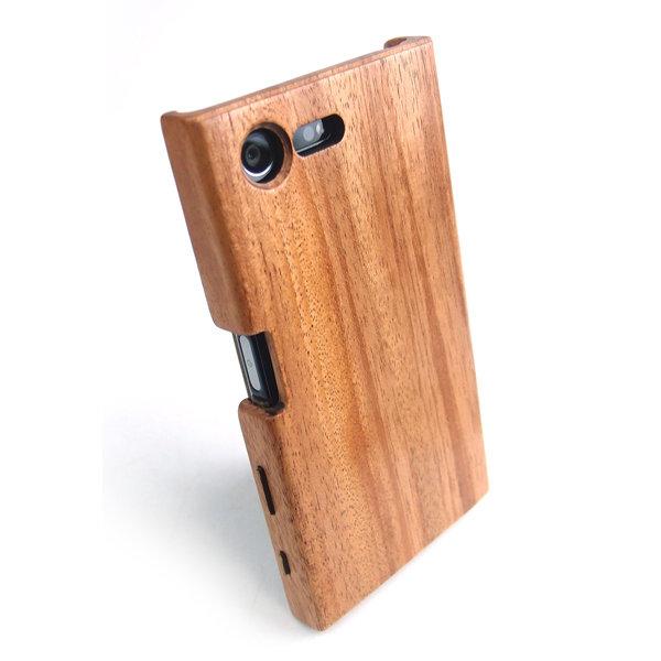 [送料無料!]木製ケースXPERIA X Compact専用木製ケース[納期:3~5週間(受注生産品)]