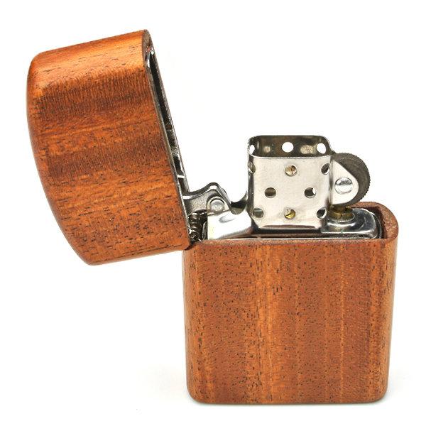 木製オイルライターケース01【For oil lighter 01】