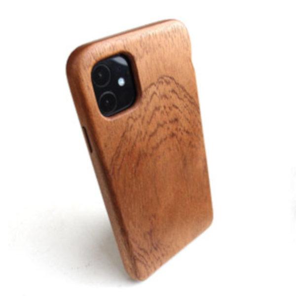 [送料無料!]木製ケースiPhone 11専用木製ケース[納期:3~5週間(受注生産品)]