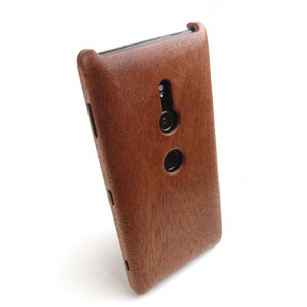 [送料無料!]木製ケースXPERIA XZ2専用木製ケース[納期:3~5週間(受注生産品)]