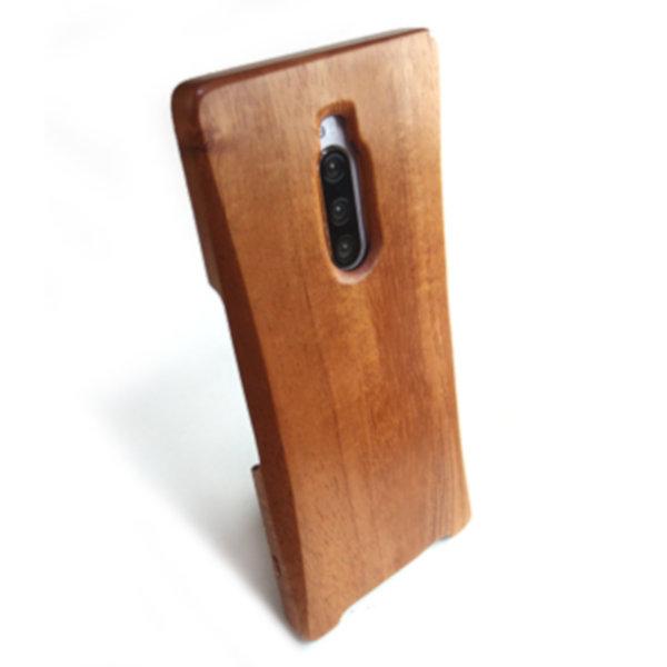 [送料無料!]木製ケースXPERIA 1 専用木製ケース Arc Ver.[納期:3~5週間(受注生産品)]