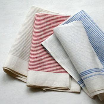 Jk20 Lithuania Linen Tea Towel Lino E Lina ( リーノエリーナ )