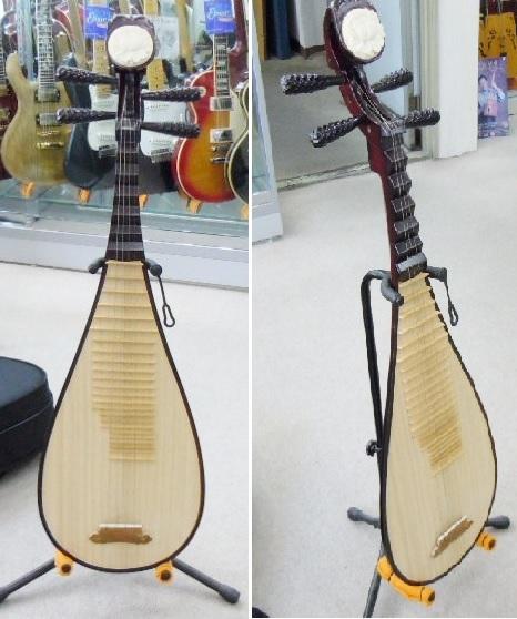 中国琵琶セット
