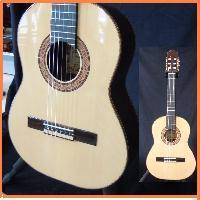 レキントギター 【表板ドイツ松単板・側板ローズウッド単板】スペイン製Manuel Fernandez