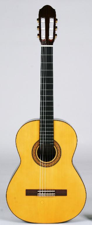 アンプで音出し可能スペイン製クラシックギター エレガットギター