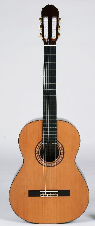 マヌエル・フェルナンデス 総単板クラシックギター