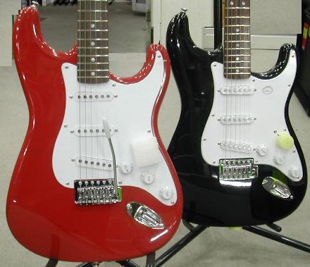 일렉트릭 기타 Fender Squier BULLET 블랙