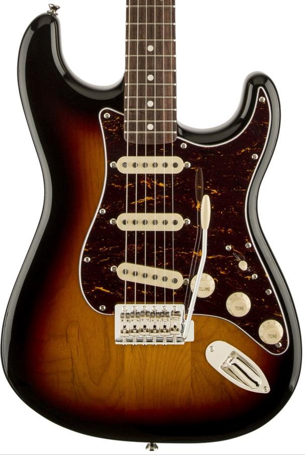 Fender Squier CLASSIC VIBE STRATOCASTER'60S ストラトキャスター 新品正規品・保証書付き ケース付き