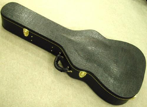フォークギター用レザーハードケース ドレッドノート