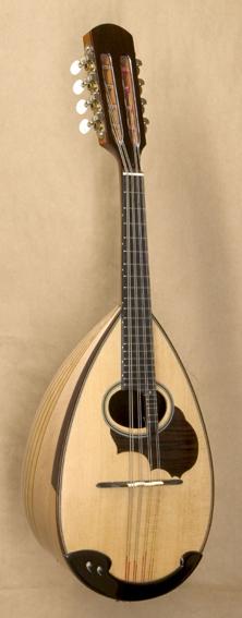 Suzuki mandolin M-30 and three points of high-quality semi-hardware case pick sets
