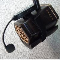 二胡マイク ワイヤレス(無線) ベルト式 充電タイプ