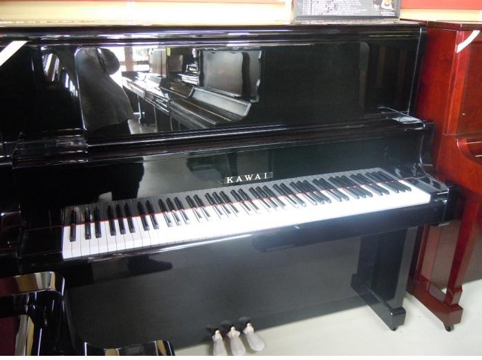 カワイピアノ KAWAI US-55 カワイ楽器正規品リニューアル【中古】アップライトピアノ